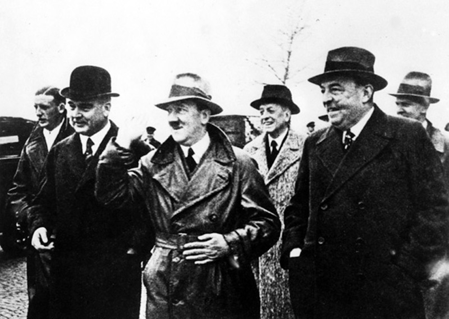 Resultado de imagen para hitler y empresarios 20 de febrero de 1933