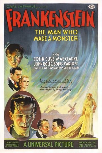 FOTO No 3_Frankenstein_poster_1931